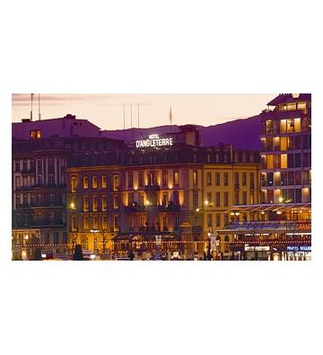 HOTEL D'ANGLETERRE GENEVE