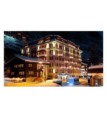 Hôtel Monte Rosa